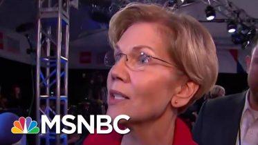 Elizabeth Warren: People Go Broke Over Health Care Costs | MSNBC 10