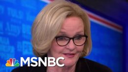 Claire McCaskill: You Will Lose Voters With Free Healthcare For Undocumented Immigrants | MSNBC 5