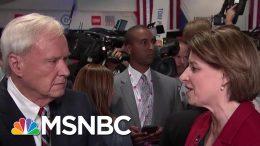 Amy Klobuchar: I'm A Proven Progressive | MSNBC 3