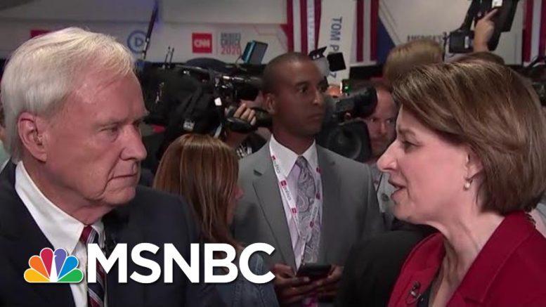 Amy Klobuchar: I'm A Proven Progressive | MSNBC 1