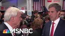 Beto O'Rourke Says Texas Is In Play For Democrats In 2020 | MSNBC 1