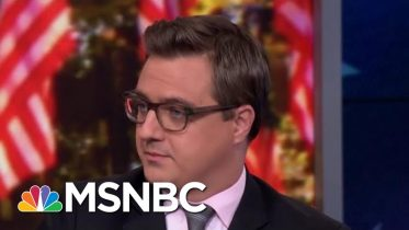 Chris Hayes: In Liberals Vs. Moderates, Delaney, Hickenlooper Stand In For Joe Biden | MSNBC 9
