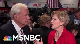 Elizabeth Warren: Medicare For All Is Cheaper Than Our Current System | MSNBC 3