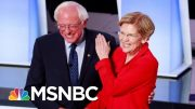 Democrats Hit Donald Trump On Racist Attacks On Night One Of Second Debate | The 11th Hour | MSNBC 4