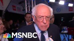 Debate Night 1: Progressives Vs. Moderates Square Off - The Day That Was | MSNBC 4