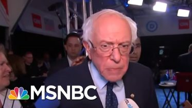 Debate Night 1: Progressives Vs. Moderates Square Off - The Day That Was | MSNBC 2