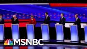 Liberals And Moderates Clash In Second Democratic Debate | Morning Joe | MSNBC 3