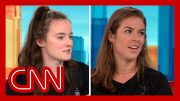 Rose Lavelle and Kelley O'Hara reflect on World Cup win 2