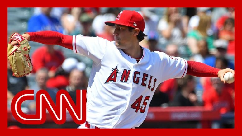 MLB pitcher Tyler Skaggs dies 1