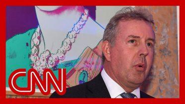 Kim Darroch, British ambassador to the US, resigns 1