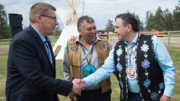 'A historic day': Indigenous leaders meet with Canada's premiers 6