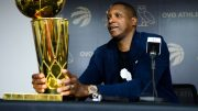 Masai Ujiri after Kawhi's departure from the Raptors: 'On to the next one' 5