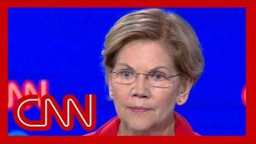 Elizabeth Warren to Bullock: We don't play into Trump's hands 1