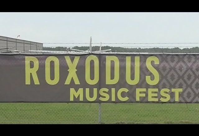Questions, outrage after sudden cancellation of Roxodus Music Festival 1