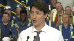 PM Trudeau takes questions on Trans Mountain pipeline expansion project 9
