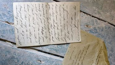 Long-lost love Second World War letter returned to couple's son 10