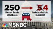 Retirements Among Establishment House Republicans Surging | Deadline | MSNBC 4