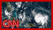 Hurricane Dorian strengthens to category 4 4