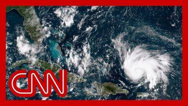 Hurricane Dorian strengthens to category 4 6