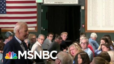 Joe Biden Defends Telling War Story After Report He Got Facts Wrong | Velshi & Ruhle | MSNBC 5