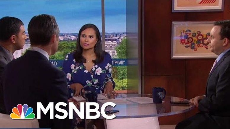 'Ill-Conceived Strategy' By 2020 Candidates To Attack Obama's Legacy | MTP Daily | MSNBC 1