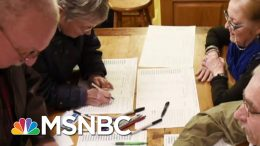 DNC Will Recommend Nixing Iowa's 'Virtual Caucus' Plans Over Hacking Fears | Hallie Jackson | MSNBC 7