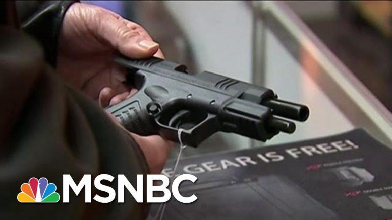 Texas Loosening Gun Laws Weeks After Mass Shooting | Velshi & Ruhle | MSNBC 1