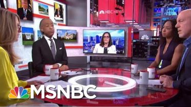 A New Low In The Administration's Cruelty Towards Immigrants | Deadline | MSNBC 5
