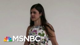 President Donald Trump's Gatekeeper Since Day 1 Is Out | Deadline | MSNBC 3