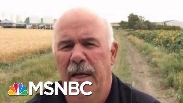 Farmers Rips Trump Trade: We Lost Everything Since He Took Over | The Beat With Ari Melber | MSNBC 6