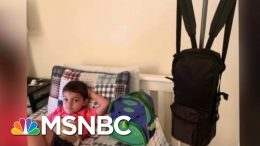 Family Of 5-Year-Old Sick Child Facing Deportation Speaks Out | The Beat With Ari Melber | MSNBC 7