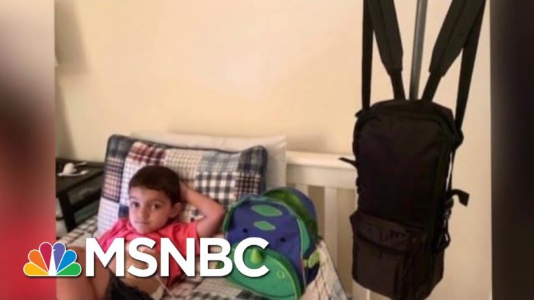 Family Of 5-Year-Old Sick Child Facing Deportation Speaks Out | The Beat With Ari Melber | MSNBC 1