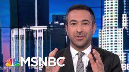 Watch A Republican Congressman Scold Trump: Don't Be 'An A**hole'   The Beat With Ari Melber   MSNBC 6