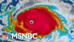 Where Is Hurricane Dorian Going And Where Will It Make Landfall? | The 11th Hour | MSNBC 7