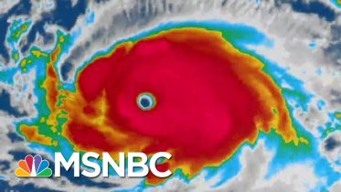 Where Is Hurricane Dorian Going And Where Will It Make Landfall? | The 11th Hour | MSNBC 5