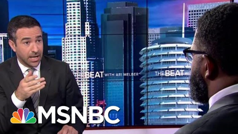 Trump Under Fire For Mocking Burglary At Rep. Cummings' Home | The Beat With Ari Melber | MSNBC 1