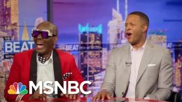 Dapper Dan On Gucci, 'The Breakfast Club 'Sharks' And Disney | The Beat With Ari Melber | MSNBC 1