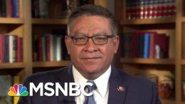 Democrats Cross A Line, Majority Now Backs Impeachment | The Last Word | MSNBC 8