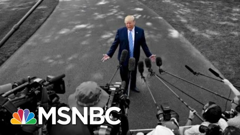What Will Pelosi Do Now That House Dems Support Trump Impeachment Inquiry? | The 11th Hour | MSNBC 1