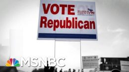 What Rep. Will Hurd's Retirement Really Means For Trump's Republican Party | The 11th Hour | MSNBC 4