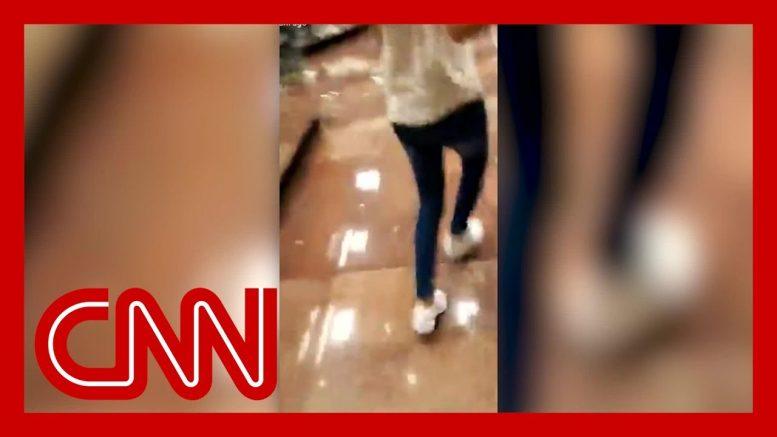 People frantically flee El Paso mall in active shooting 1