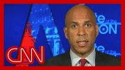 Cory Booker: Donald Trump is responsible for this 4