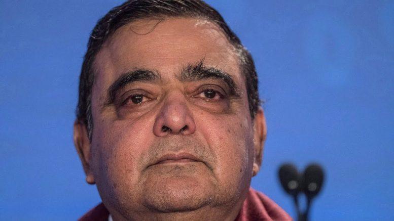 Conservative MP Deepak Obhrai dies of cancer at 69 1