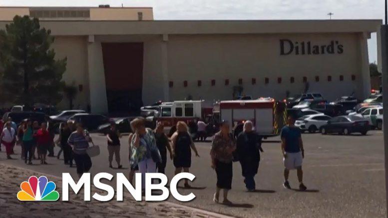 El Paso Gunman Allegedly Posted 'Wildly Anti-Immigrant' Essay Online | MSNBC 1