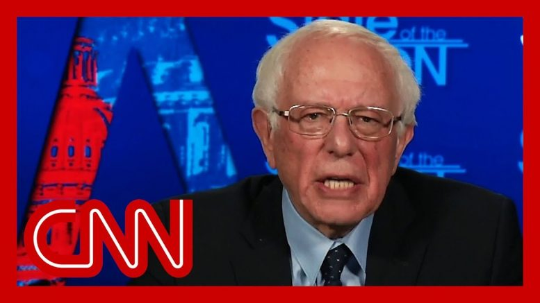 Bernie Sanders: I asked McConnell to end recess right now 1
