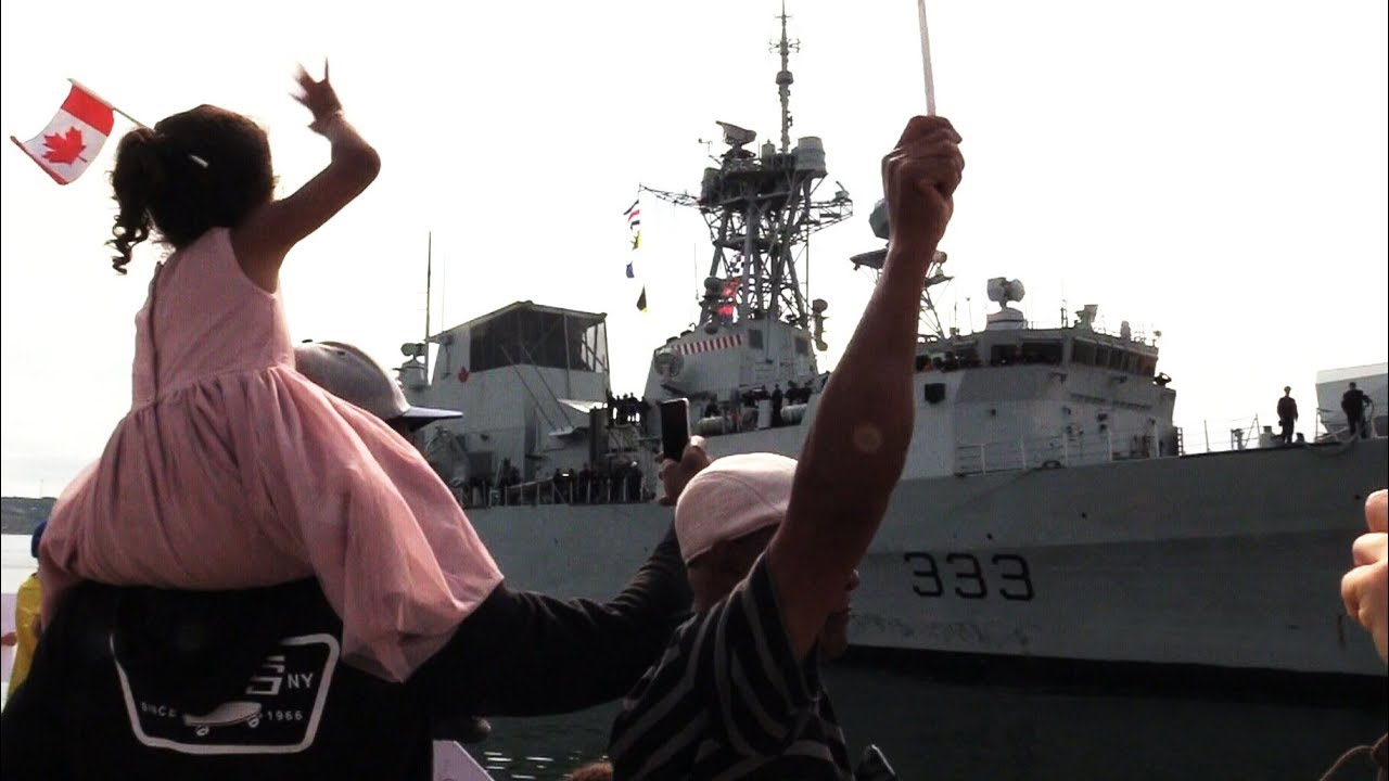 HMCS Toronto returns home to Halifax after 6 month deployment 3