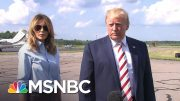 Trump Reacts To Mass Shootings: 'Hate Has No Place In Our Country' | MSNBC 3