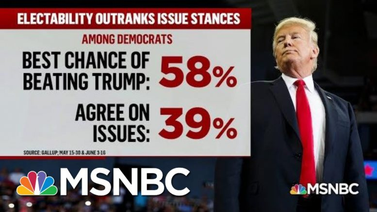 The Most Important Man Not On The Debate Stage | Deadline | MSNBC 1