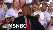 President Donald Trump Cites 'Fake News' As Whipping Up 'Anger And Rage' | Morning Joe | MSNBC 3