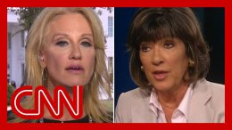 Amanpour clashes with Conway over Trump's rhetoric 6